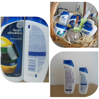 Manuseio Head & Shoulders