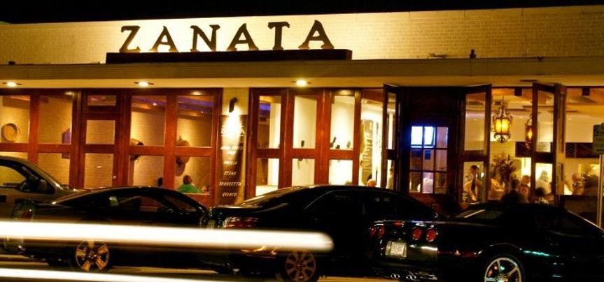 Zanatas Restaurant in Downtown Rockwall