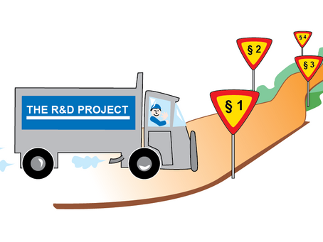 7 unwritten laws of R&D projects
