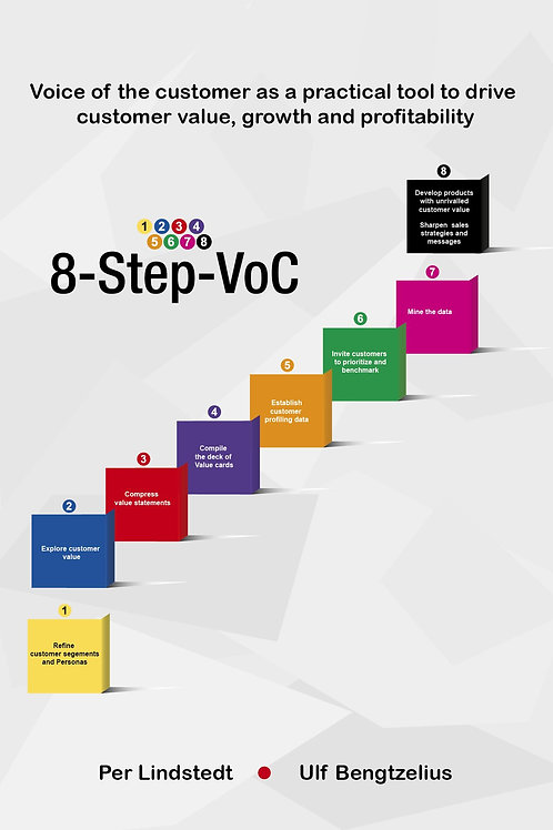 Voice of the customer as a practical tool to drive customer value, growth and pr