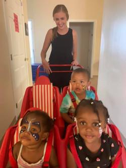 Little Legends Daycare Center