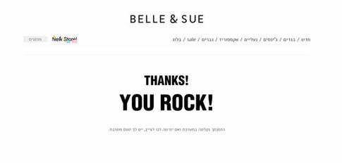 Belle & Sue