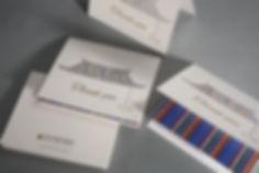 한국색동박물관 감사카드