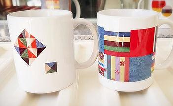 색동머그컵
