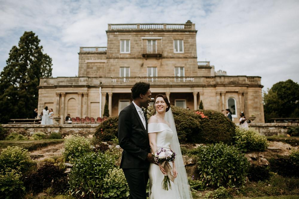 Wedding at Salomons Estate - Chris Blackledge Photography