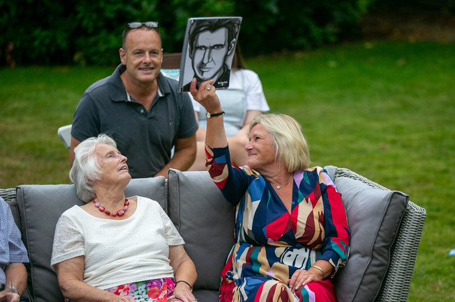 80th Birthday - 14th Aug 2020 - Photo by John Knight Photography