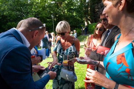 Wedding of Alison and Paul