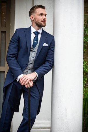 Grooms Suit - Lemmings Hire Wear