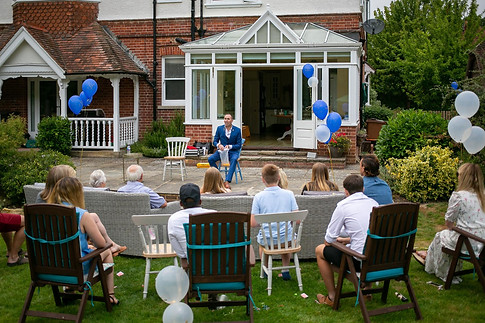 80th Birthday - 14th Aug 2020 - Photo by John Knight Photography