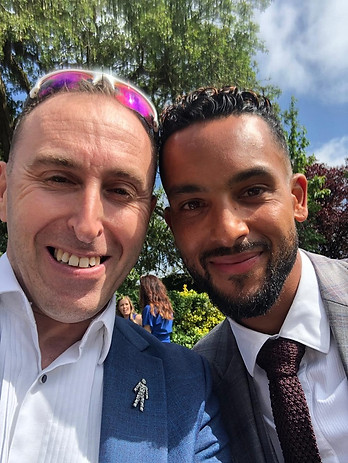 Adam Smith and Theo Walcott
