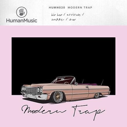HUMN020  Modern Trap_cover.jpg