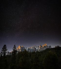 Castle Crags Starscape