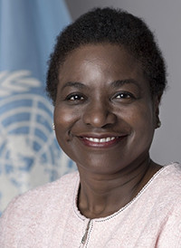 New UNFPA Director talks in Canberra