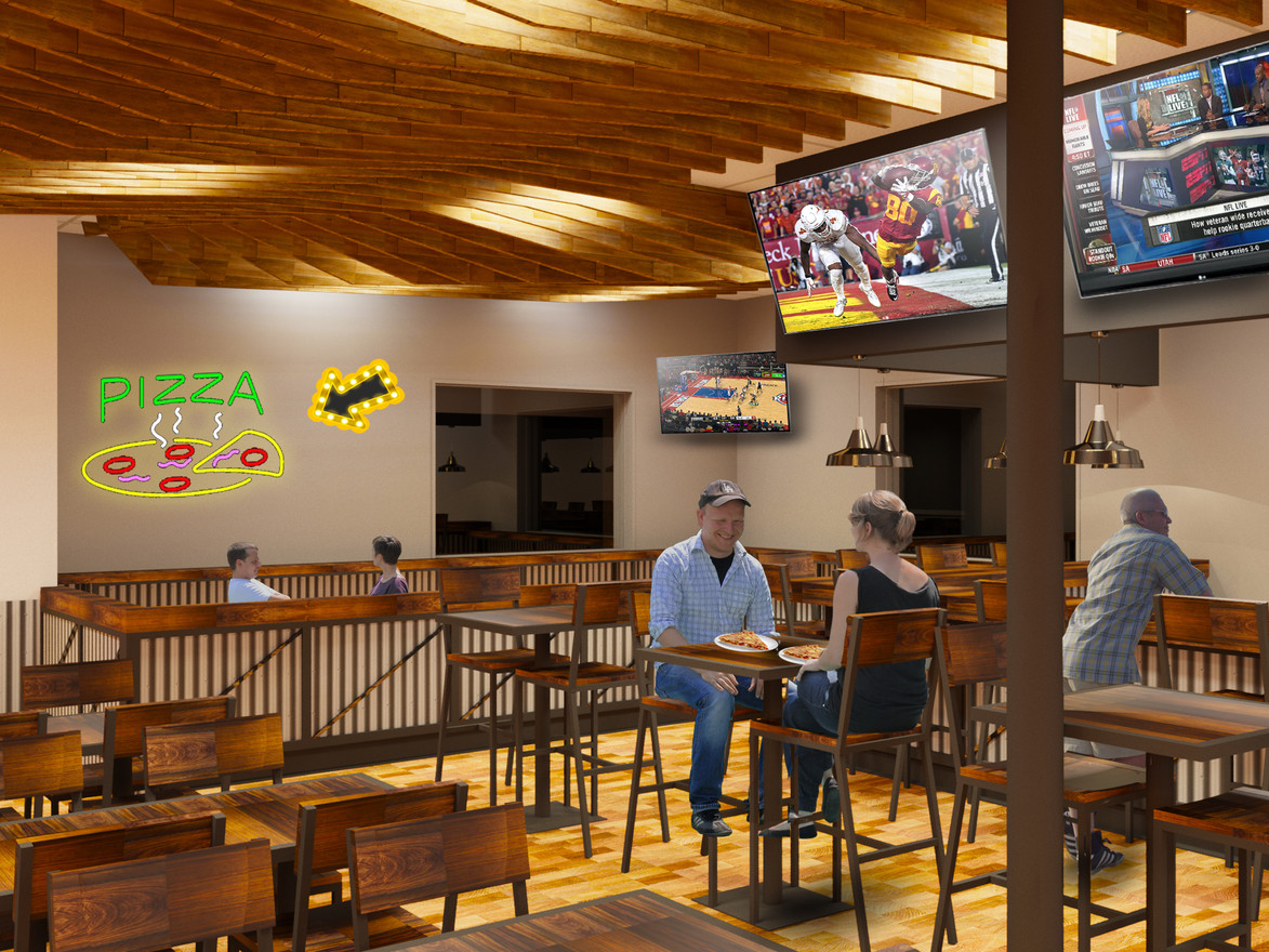SHASTA PIZZA COMPANY - ANDERSON, CA