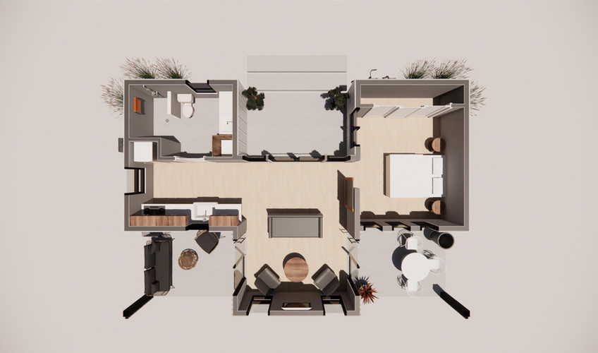 ADU OS-1 FLOOR PLAN