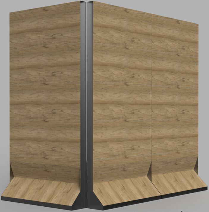 FASHION ALLIANCE MOVABLE PARTITIONS