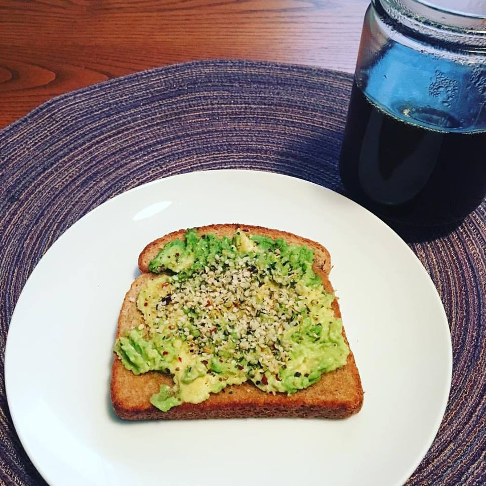 Avocadoooo toast :)