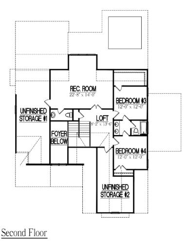 Robin II Upstairs