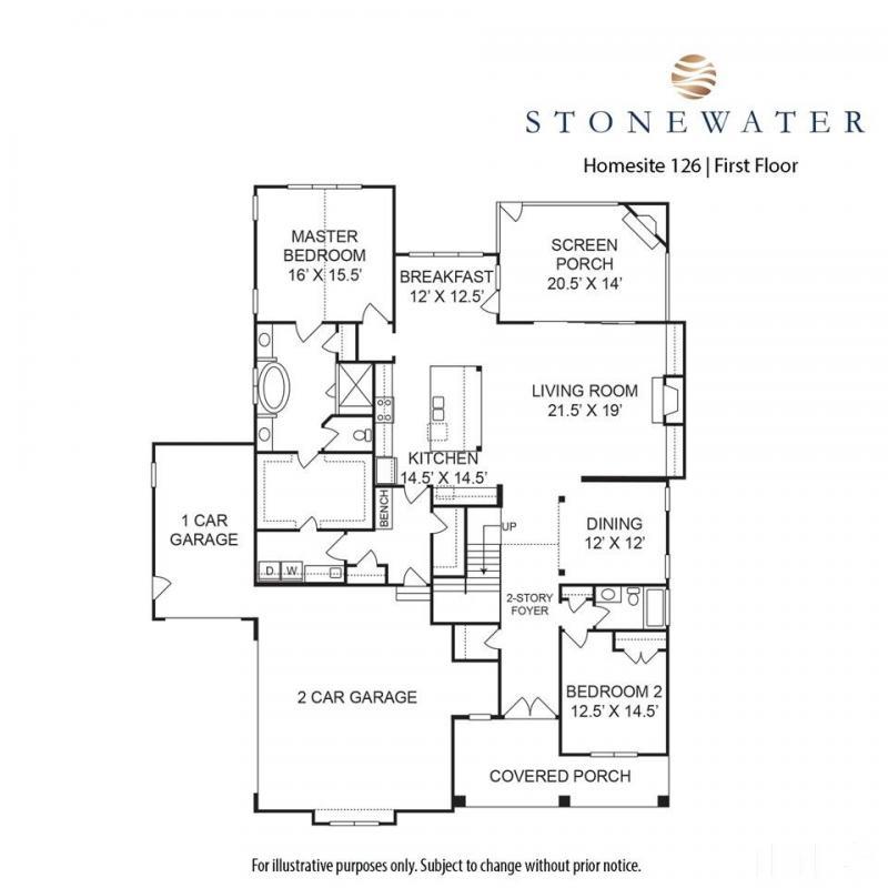 126 Stonewater