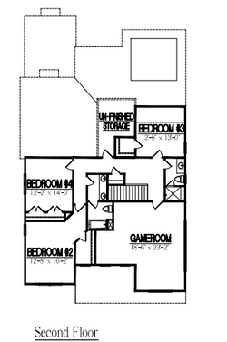12 West Lake Second Floor
