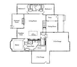 The Greyhawk II Downstairs