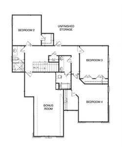 The Aubrey II Upstairs