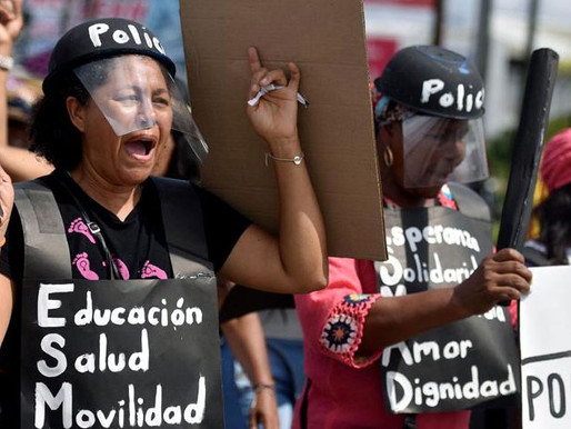 Leaders of Buenaventura Civic Strike Threatened