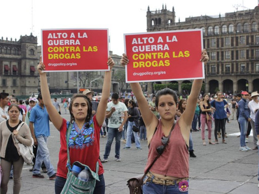 The Drug War Unmasked: Mexico's Love Triangle