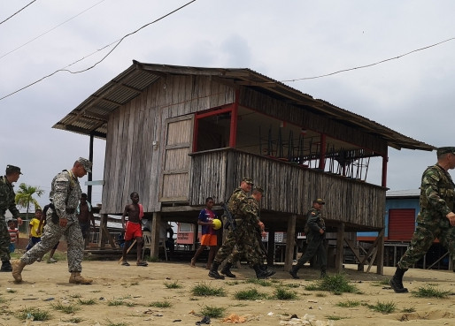 URGENT ACTION - Ongoing Repression in Bajo Atrato region of Colombia