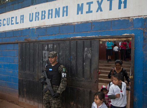 'Broken Windows' in Honduras: Giuliani and NYPD contracted as consultants for Honduran security