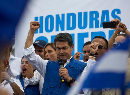 Open Letter on Honduran Election Results