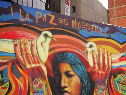 Lasting peace for Colombia requires social and economic justice