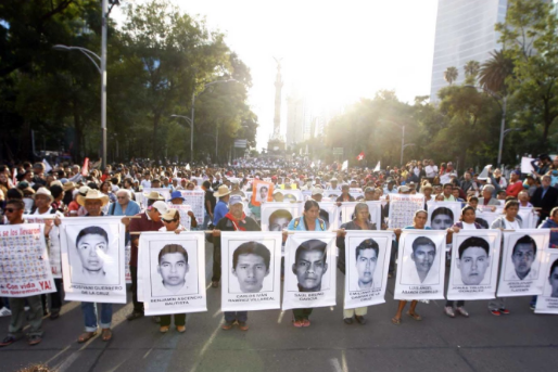 Ayotzinapa: 3 years without relief