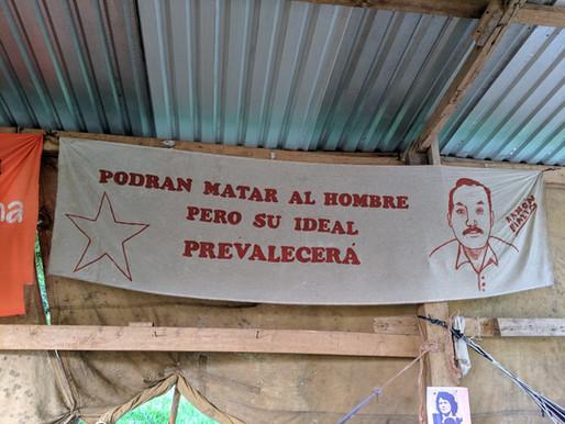 CUMPLIENDO EL COMPROMISO CON RAMÓN FIALLOS