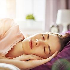 megfelelő alvás