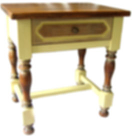 Chalk painted french furniture by Papillon of quintin.