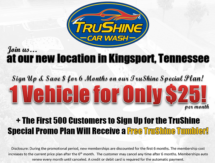 TruShine Special 1 Vehicle 6 months promo (no dates).png
