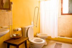 baños con baranda