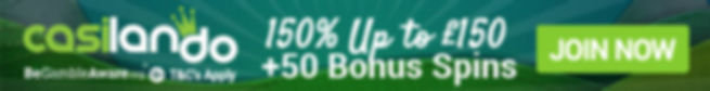 Casilando CASINO Bonus