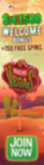 Mucho Vegas Casino Bonus