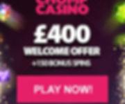 Chomp Casino Bonus
