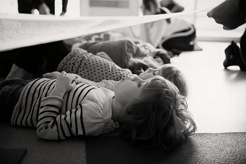 Yoga parent enfant à Nantes