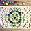 Thumbnail: Het leer- en fantaseerbord: Mandalaplaat