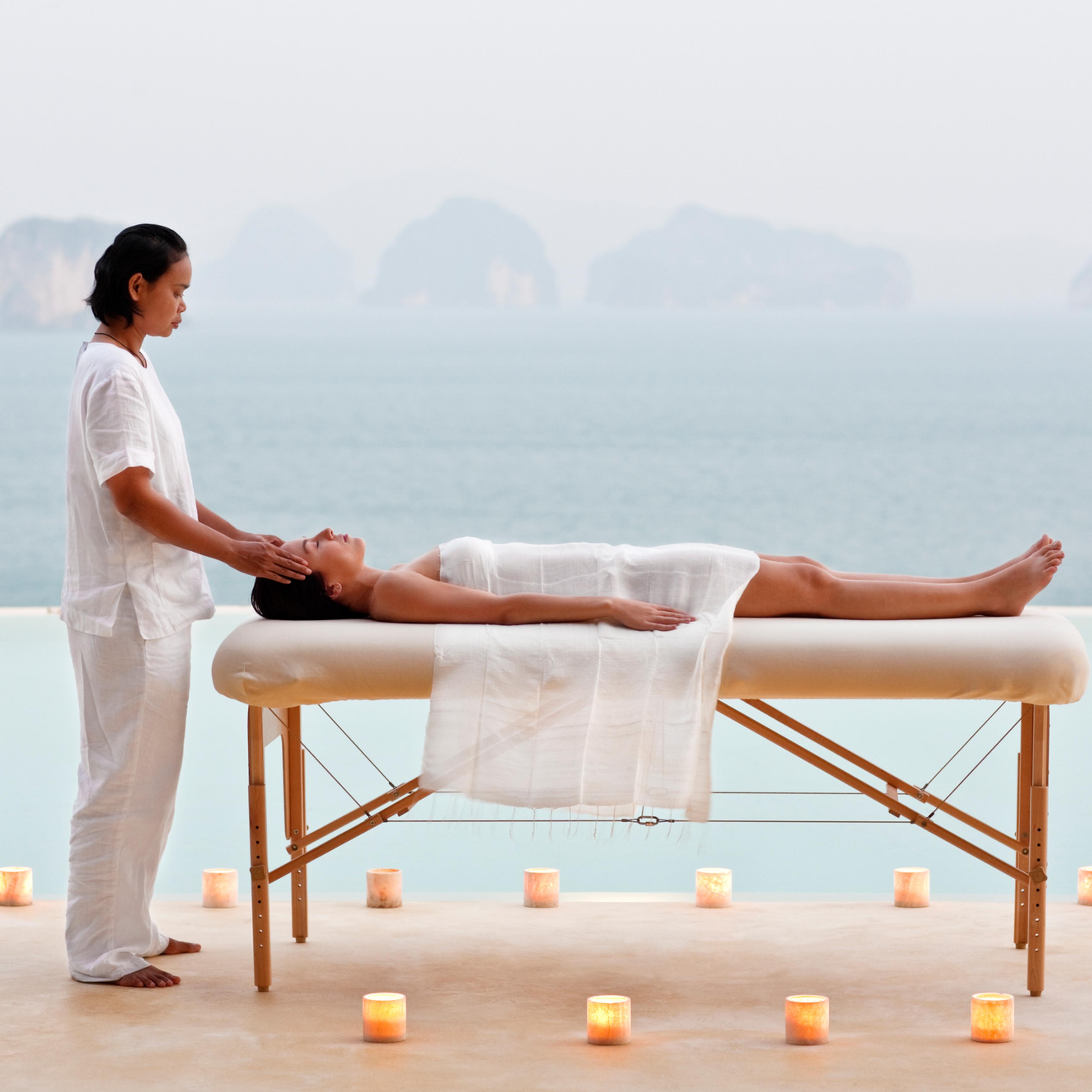 Student Spirit Soul -Relaxation Massage