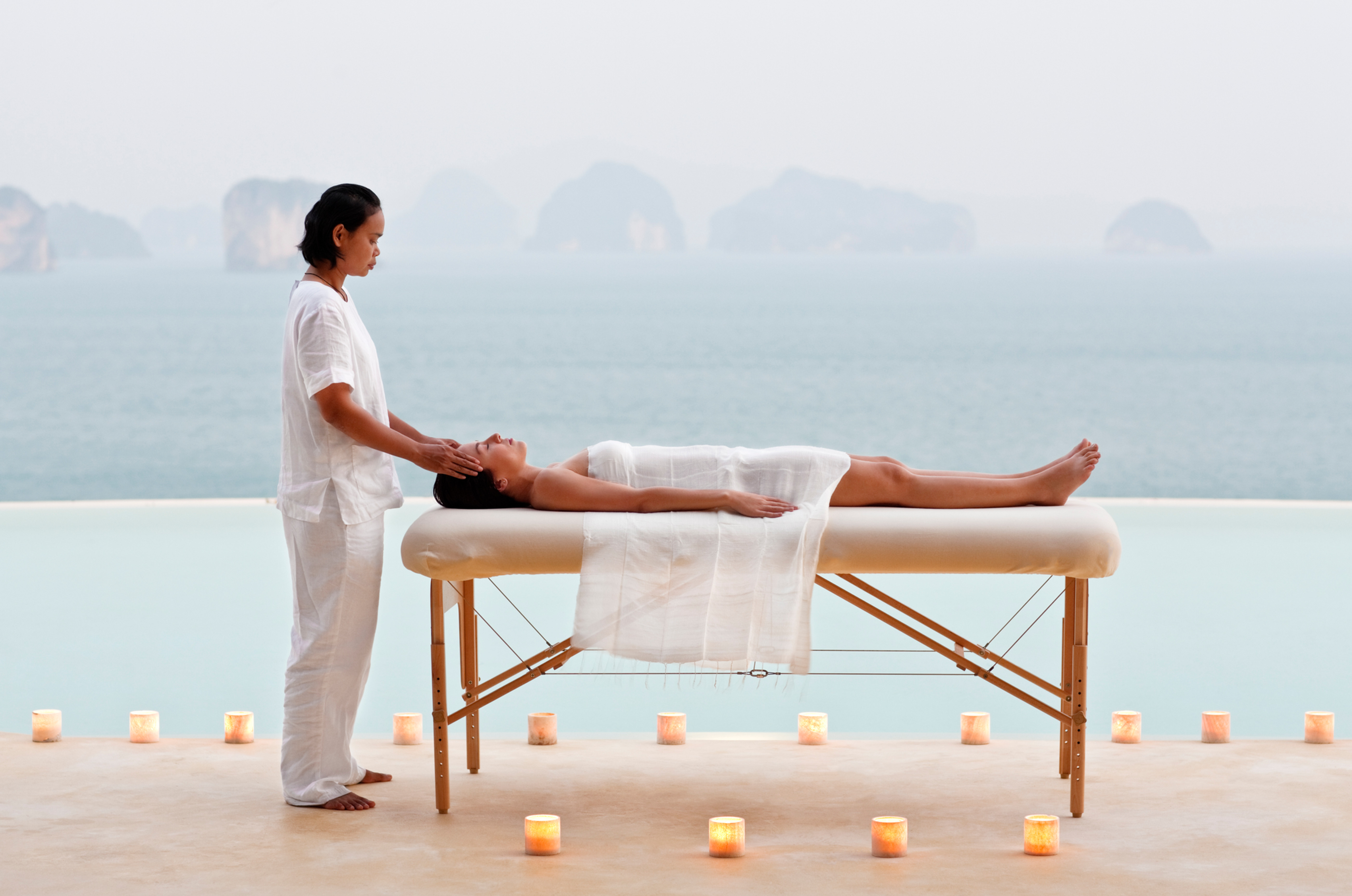Prenatal or Postnatal Massage