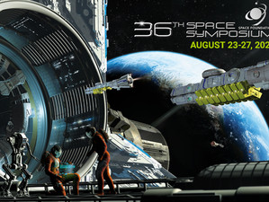 Visit CAS in Booth 430 at the 36th Space Symposium!