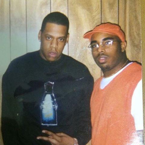 Jay Z in Miami w TJ Chapman