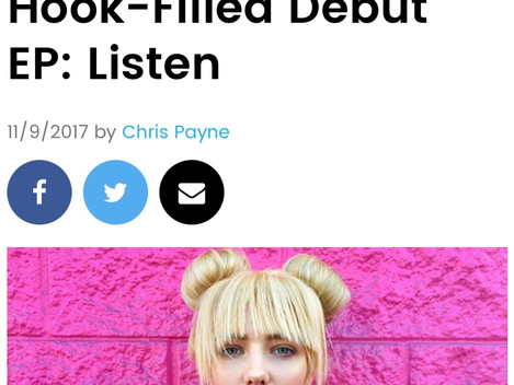 Congrats to Free Music Review artist Aly Ryan being featured in Billboard Magazine. She's a multiple