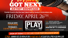 TJ's DJ's & Yep We Kan Presents the Florida Got Next Artist Showcase & Networking Event