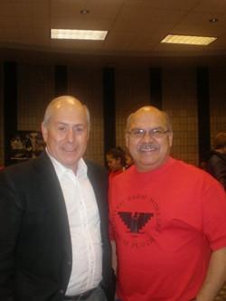 Baldemar Velasquez Farm Labor Organizing Committee, AFL-CIO & Guillermo Martinez